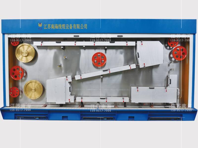 单双线电阻式连续退火装置