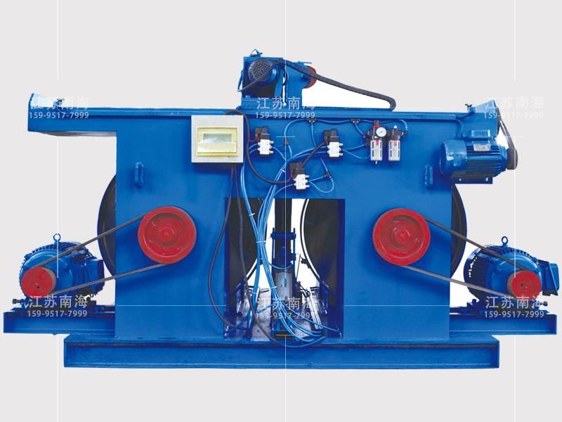 500-630工式双盘收线机