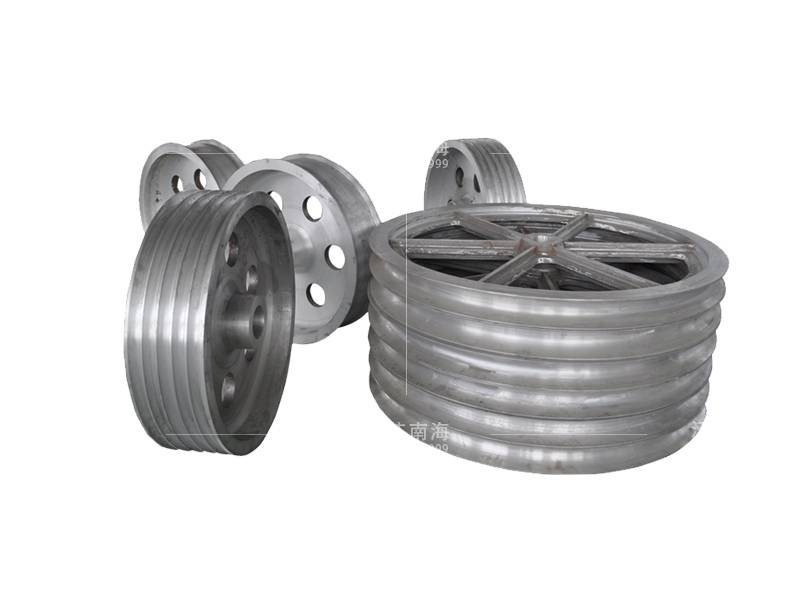 铸铝过线铝导轮(可做任意尺寸)